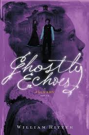 Ghostly Echoes book cover