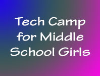 Code Camp for Middle School Girls