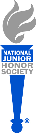 National Honor Society logo with permissions for use