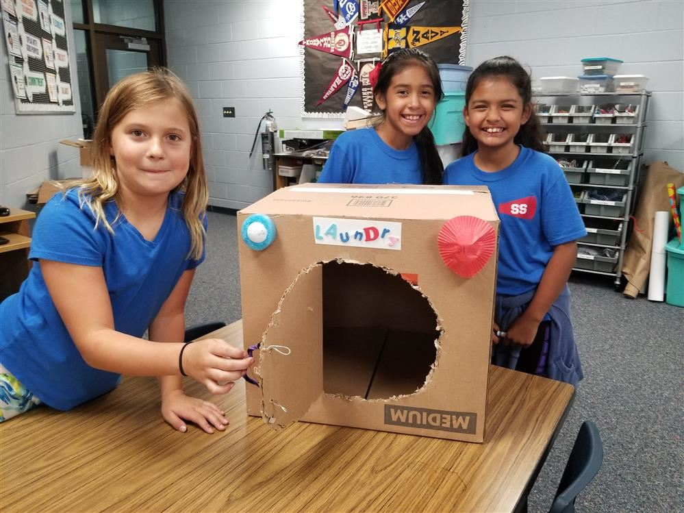 MAKERSPACE BOXES