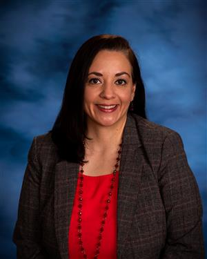 Chief Instructional Officer Larissa Flores