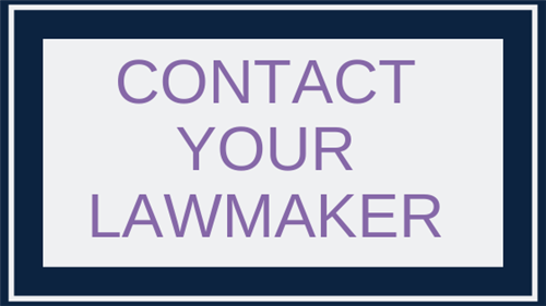 Contact Your Lawmaker