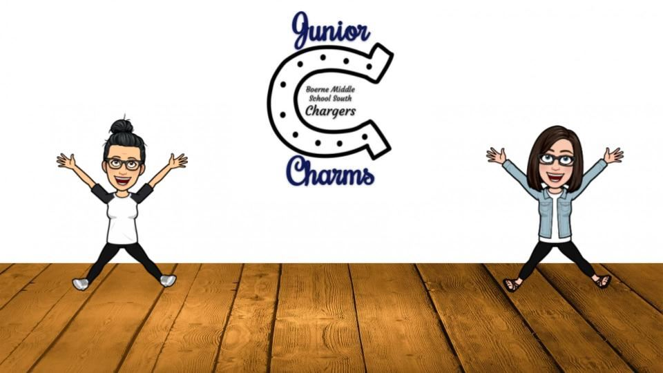 Jr Charms Dance Team Jr Charms