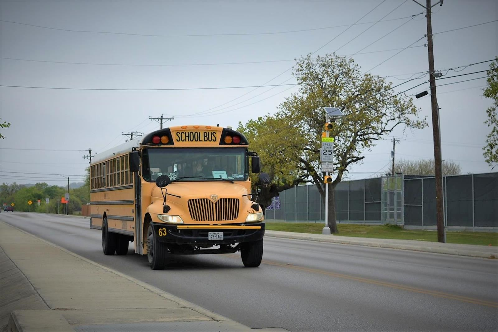 Improvements Made to Two District School Zones