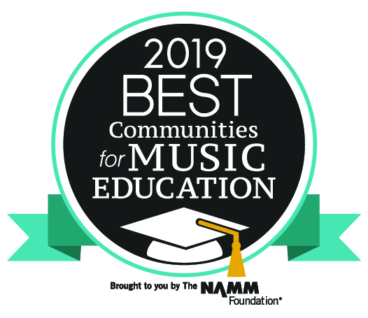 BISD Music Education Programs Receives National Recognition