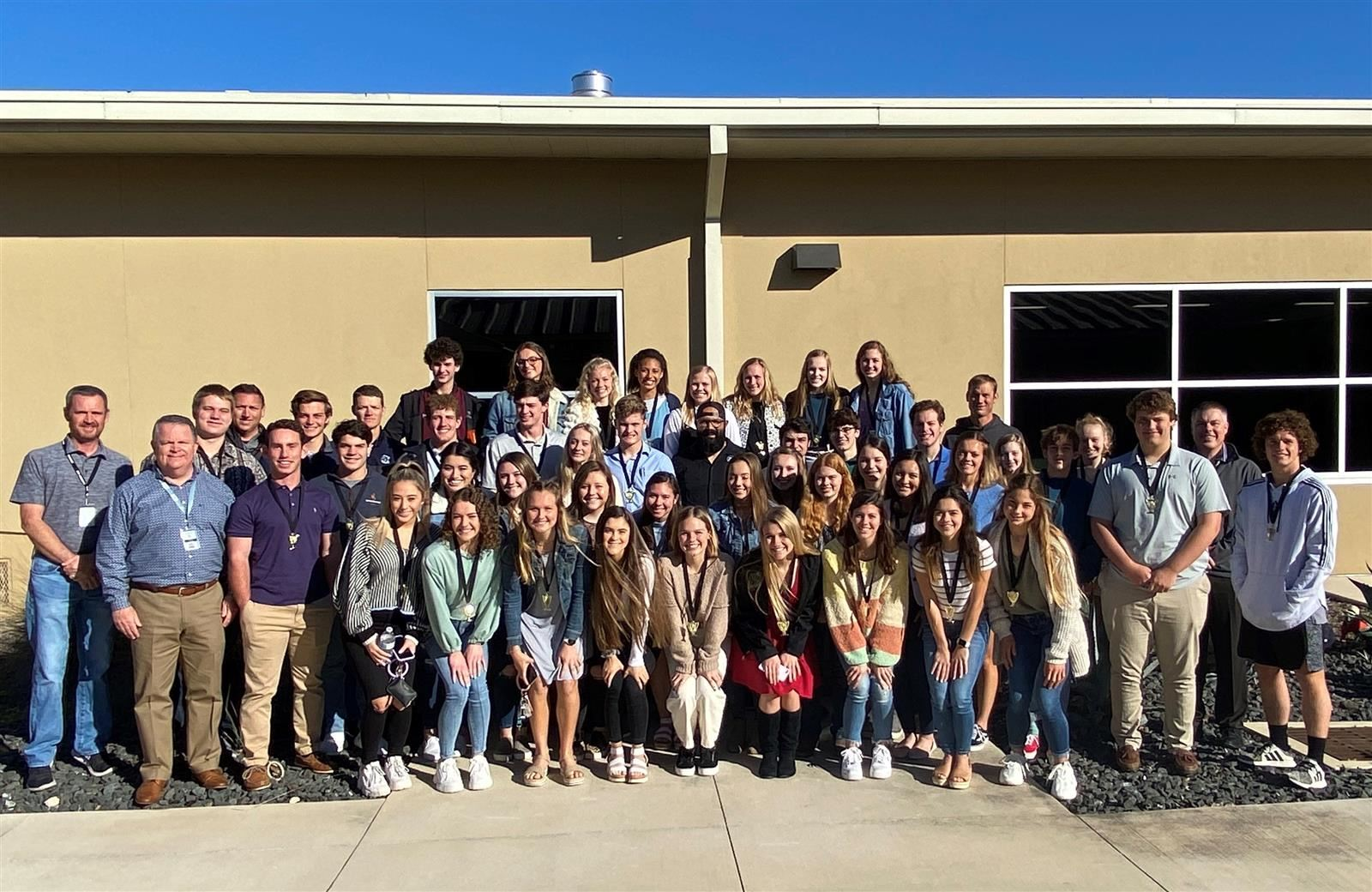 Boerne ISD Athletic Leadership Council