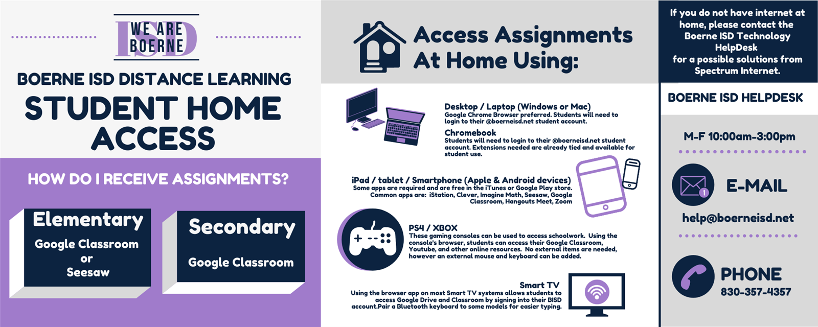 Student Home Access