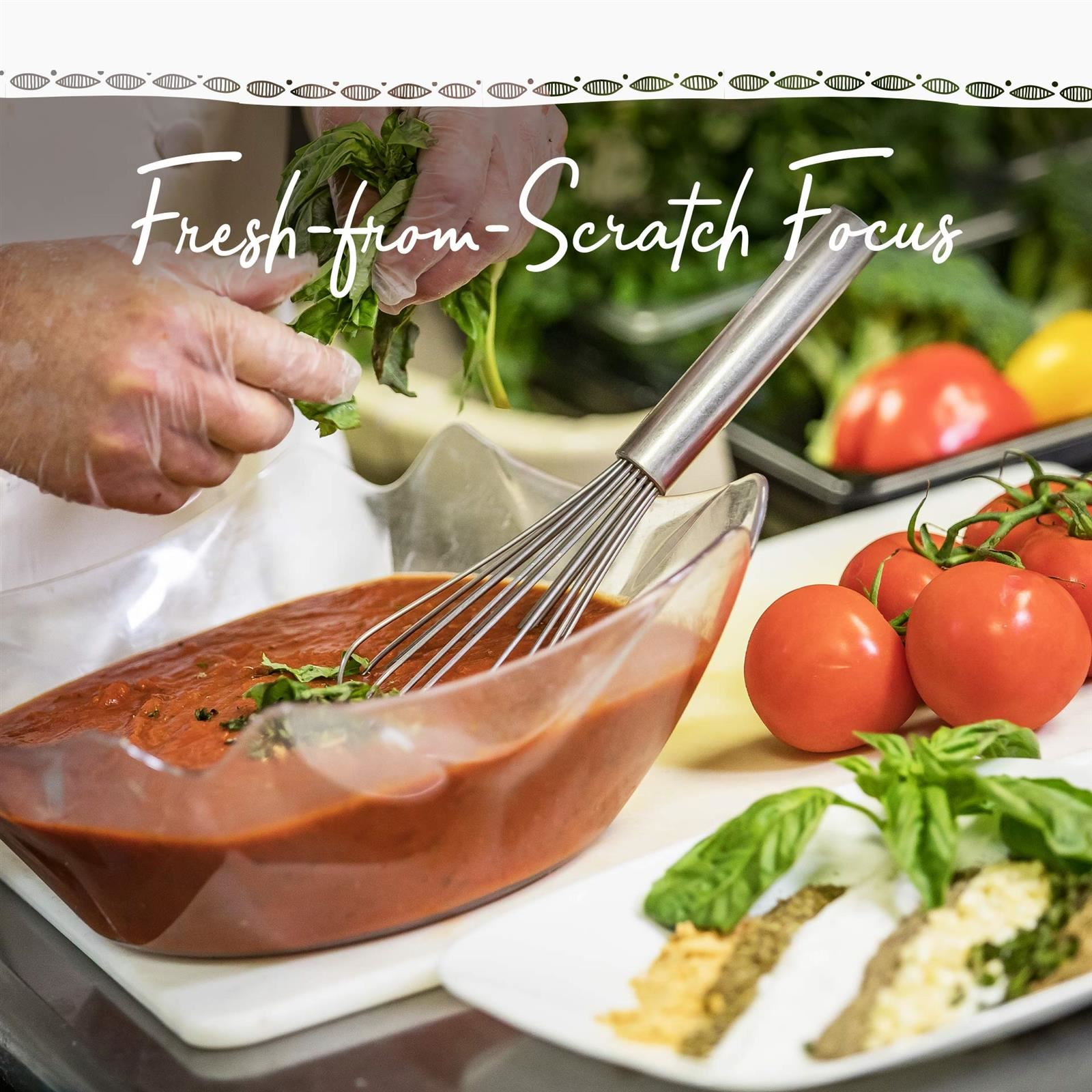 Catering- Fresh From Scratch