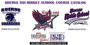 Middle School Course Catalog