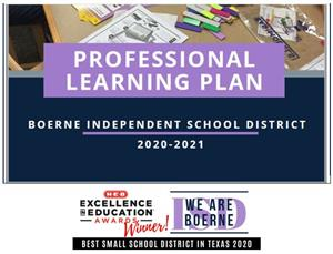 Boerne ISD Professional Learning Plan