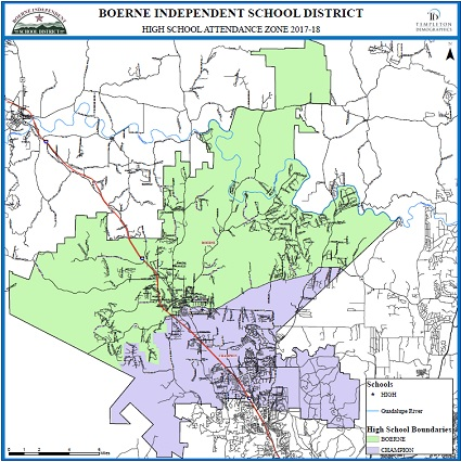 Administrative Services / High School Zone Realignment